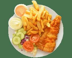 Combi menu Lekkerbek