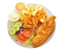 Combi menu scholfilet